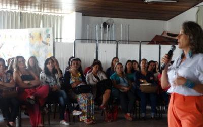 FACOP participa de evento com diretoras e coordenadoras de escolas municipais de Almirante Tamandaré