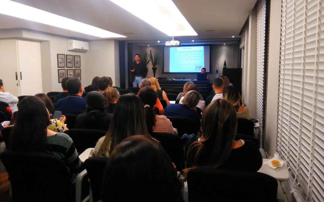 Central de Empregos da FACOP promove mais um seminário para profissionais de RH