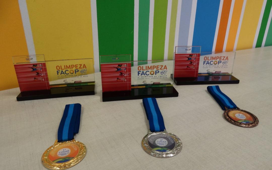 2ª Olimpeza: Corrida de MOP agita sábado na FACOP