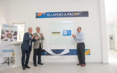 """The event celebrates partnerships and new projects with the launch of the program """"I Support FACOP"""""""