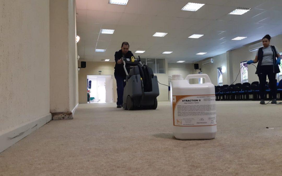 Limpeza de Carpetes: a importância do trabalho na prevenção das alergias