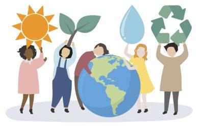 A conservação do meio ambiente é responsabilidade de todos!