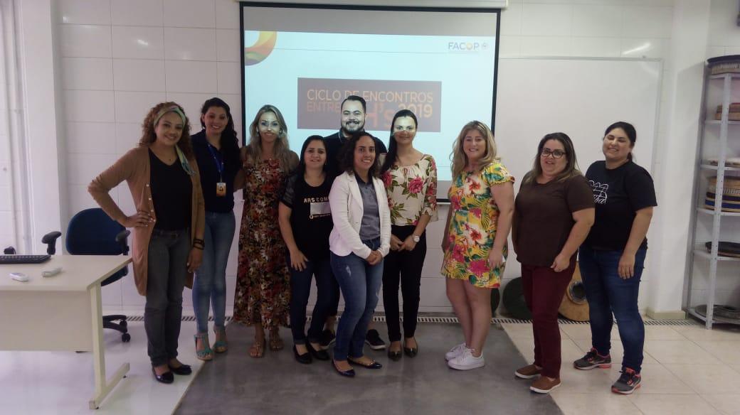 Ciclo de Encontros Entre RH's 2019 promove conhecimentos e compartilha técnicas com profissionais de RH e gestores das empresas do setor