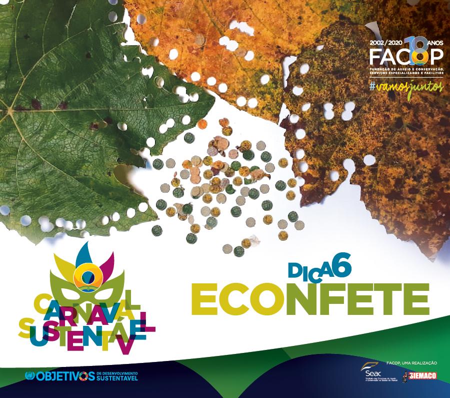 Carnaval Sustentável Facop - ECOnfete